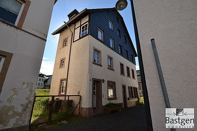 Wittlich Innenstadt: kleines Einfamilien-Reihenhaus