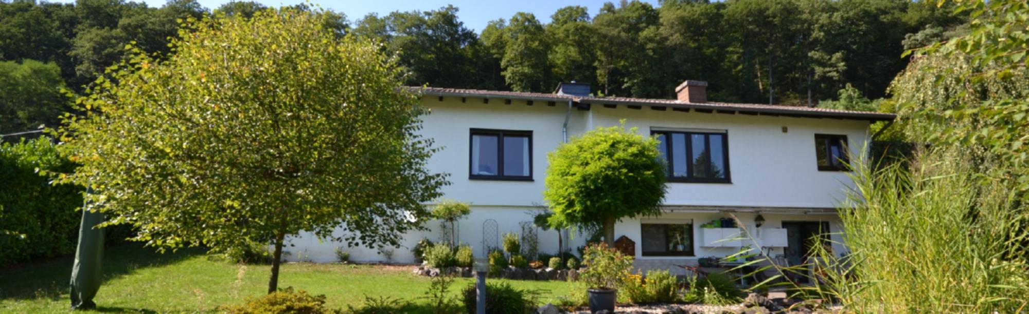 Wittlich/Plein – Einfamilienhaus in absolut ruhiger Lage