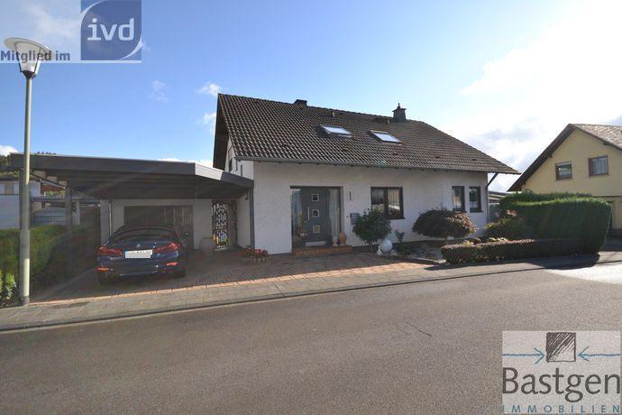 Im beliebten Stadtteil Wittlich-Lüxem: hochwertiges Einfamilienhaus mit Einliegerwohnung